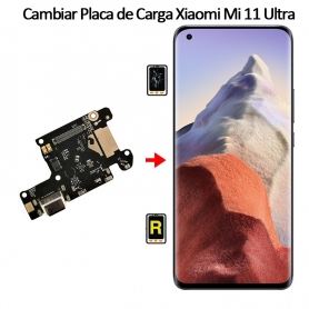 Cambiar Conector De Carga Xiaomi Mi 11 Ultra