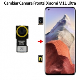 Cambiar Cámara Frontal Xiaomi Mi 11 Ultra