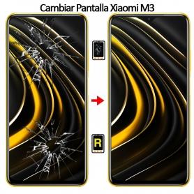 Cambiar Pantalla Xiaomi Poco M3