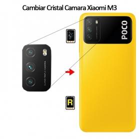 Cambiar Cristal Cámara Trasera Xiaomi Poco M3