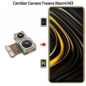 Cambiar Cámara Trasera Xiaomi Poco M3