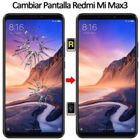 Cambiar Cristal De Pantalla Xiaomi Mi Max 3