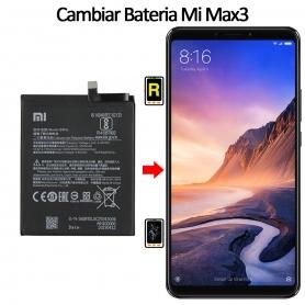 Cambiar Batería Xiaomi Mi Max 3