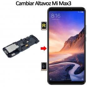 Cambiar Altavoz De Música Xiaomi Mi Max 3