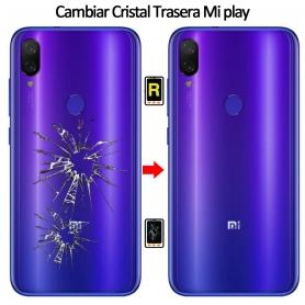 Cambiar Tapa Trasera Xiaomi Mi Play