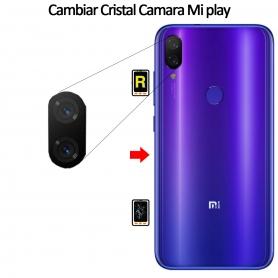 Cambiar Cristal Cámara Trasera Xiaomi Mi Play