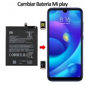 Cambiar Batería Xiaomi Mi Play