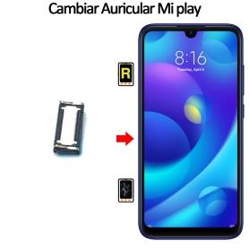 Cambiar Auricular De Llamada Xiaomi Mi Play