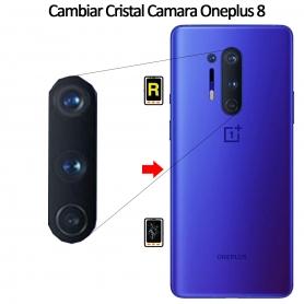 Cambiar Cristal Cámara Trasera Oneplus 8