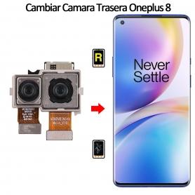 Cambiar Cámara Trasera Oneplus 8