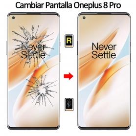 Cambiar Cristal De Pantalla Oneplus 8 Pro