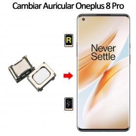 Cambiar Auricular De Llamada Oneplus 8 Pro