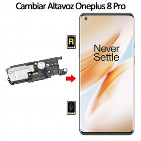 Cambiar Altavoz De Música Oneplus 8 Pro