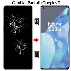 Cambiar Cristal De Pantalla Oneplus 9