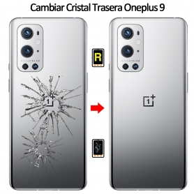 Cambiar Tapa Trasera Oneplus 9