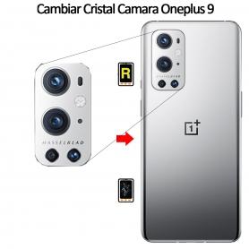 Cambiar Cristal Cámara Trasera Oneplus 9