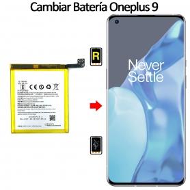 Cambiar Batería Oneplus 9