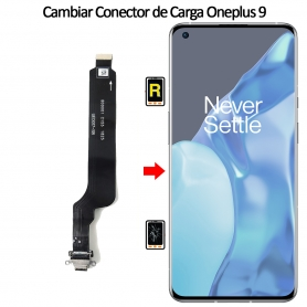 Cambiar Conector De Carga Oneplus 9