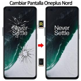 Cambiar Cristal De Pantalla Oneplus Nord 5G