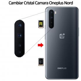 Cambiar Cristal Cámara Trasera Oneplus Nord 5G