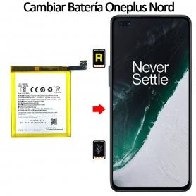 Cambiar Batería Oneplus Nord 5G