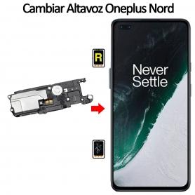 Cambiar Altavoz De Música Oneplus Nord 5G