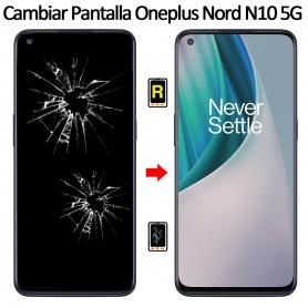 Cambiar Cristal De Pantalla Oneplus Nord N10 5G