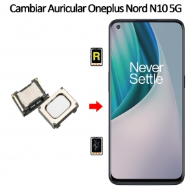 Cambiar Auricular De Llamada Oneplus Nord N10 5G