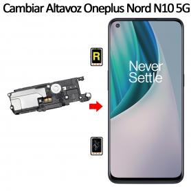 Cambiar Altavoz De Música Oneplus Nord N10 5G