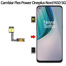 Cambiar Botón De Volumen Oneplus Nord N10 5G