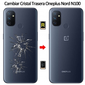 Cambiar Tapa Trasera Oneplus Nord N100