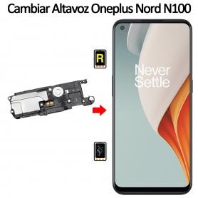 Cambiar Altavoz De Música Oneplus Nord N100