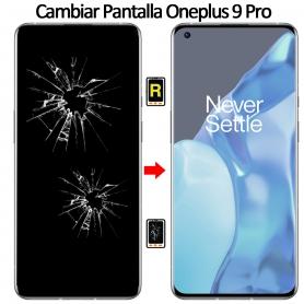 Cambiar Cristal De Pantalla Oneplus 9 Pro