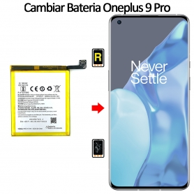 Cambiar Batería Oneplus 9 Pro