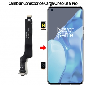Cambiar Conector De Carga Oneplus 9 Pro