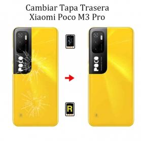Cambiar Tapa Trasera Xiaomi Poco M3 Pro