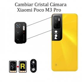 Cambiar Cristal Cámara Trasera Xiaomi Poco M3 Pro
