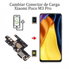 Cambiar Conector De Carga Xiaomi Poco M3 Pro
