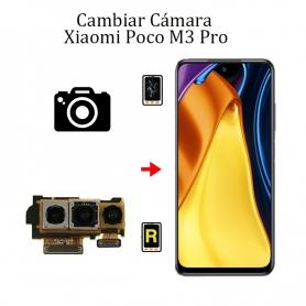 Cambiar Cámara Trasera Xiaomi Poco M3 Pro