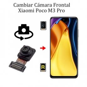 Cambiar Cámara Frontal Xiaomi Poco M3 Pro
