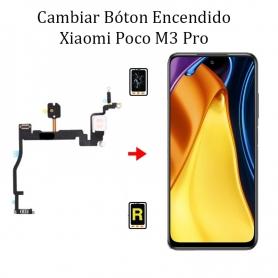 Cambiar Botón De Encendido Xiaomi Poco M3 Pro