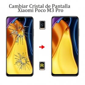 Cambiar Cristal De Pantalla Xiaomi Poco M3