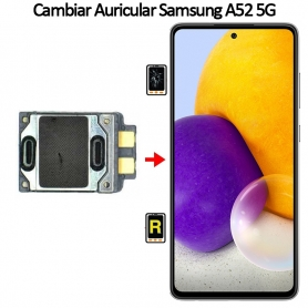 Cambiar Auricular De Llamada Samsung Galaxy A52 5G