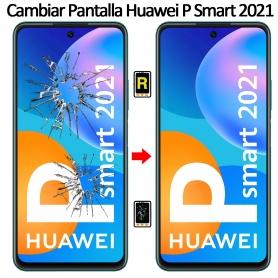 Cambiar Cristal De Pantalla Huawei P Smart 2021