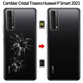 Cambiar Tapa Trasera Huawei P Smart 2021