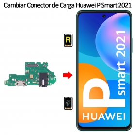 Cambiar Conector De Carga Huawei P Smart 2021