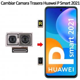 Cambiar Cámara Trasera Huawei P Smart 2021