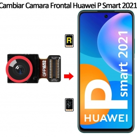 Cambiar Cámara Frontal Huawei P Smart 2021