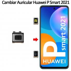 Cambiar Auricular De Llamada Huawei P Smart 2021