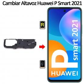 Cambiar Altavoz De Música Huawei P Smart 2021